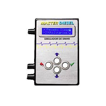Simulador Master Diesel - injetor de sinais