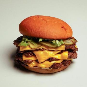 OgrOH! Burger