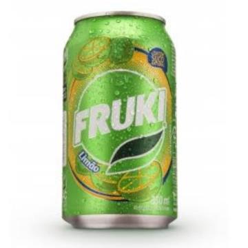 Fruki Limão Lata 350ml