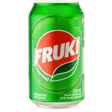 Fruki Lata 350ml